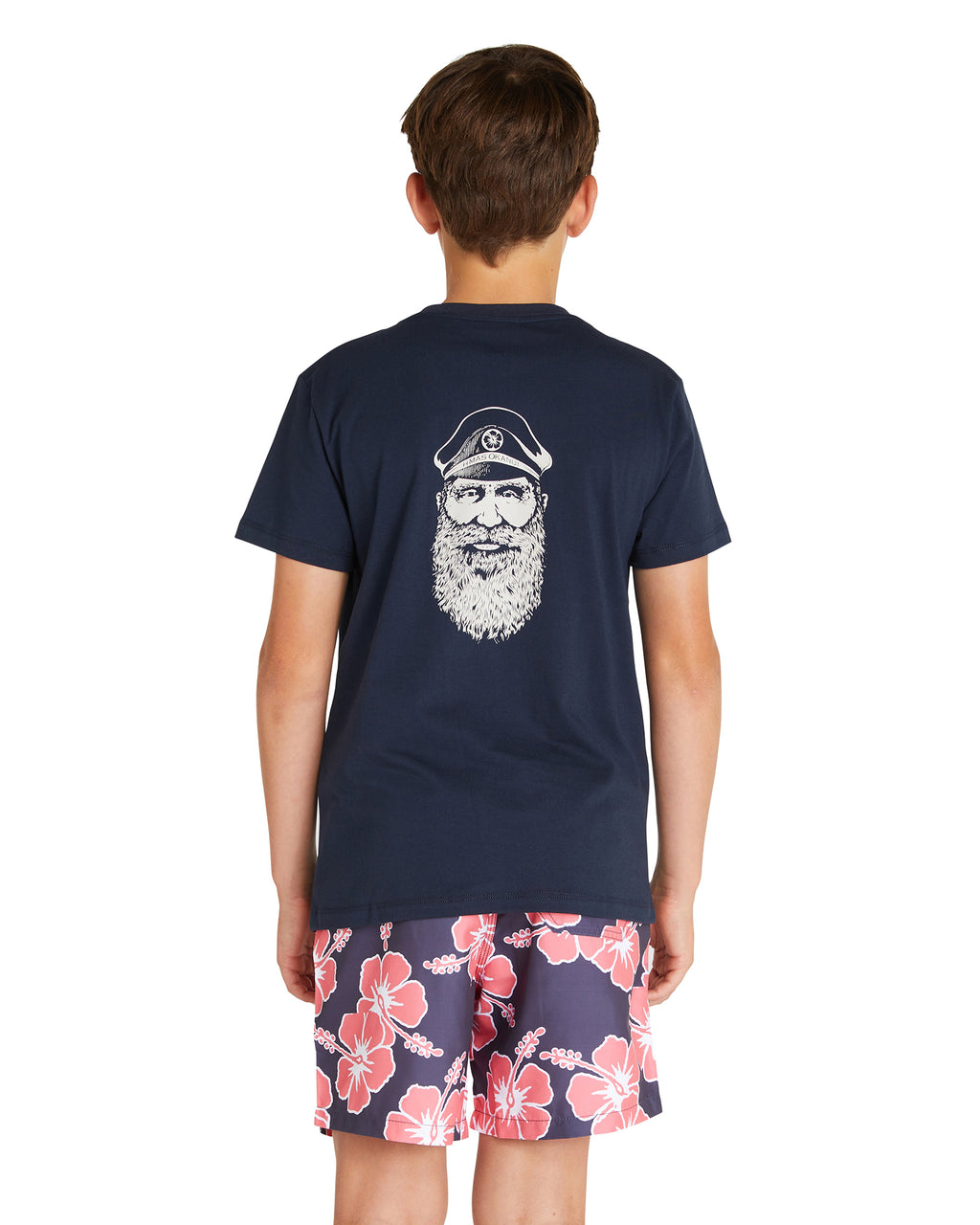 Kids - T's - Sailor - Navy