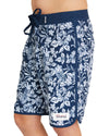 Kids Board Shorts - Retro Sands Boardrider - Navy