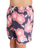 Kids - Way Back When - Swim Short - Charcoal