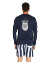 L/S T'S - Sailor - Navy