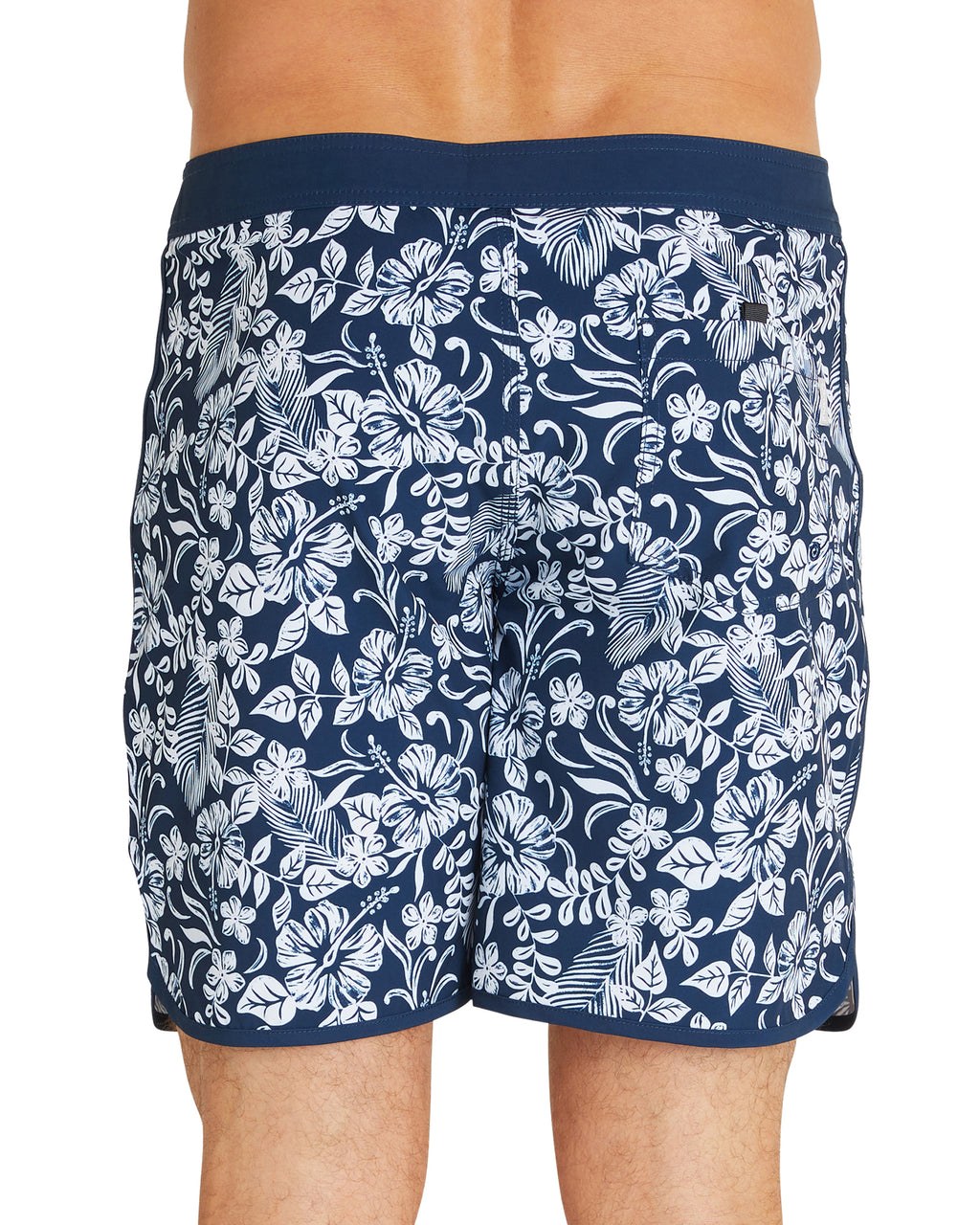 Board Shorts - Retro Sands - Navy
