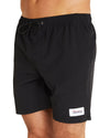 Swim Short - Classic Plain - Black
