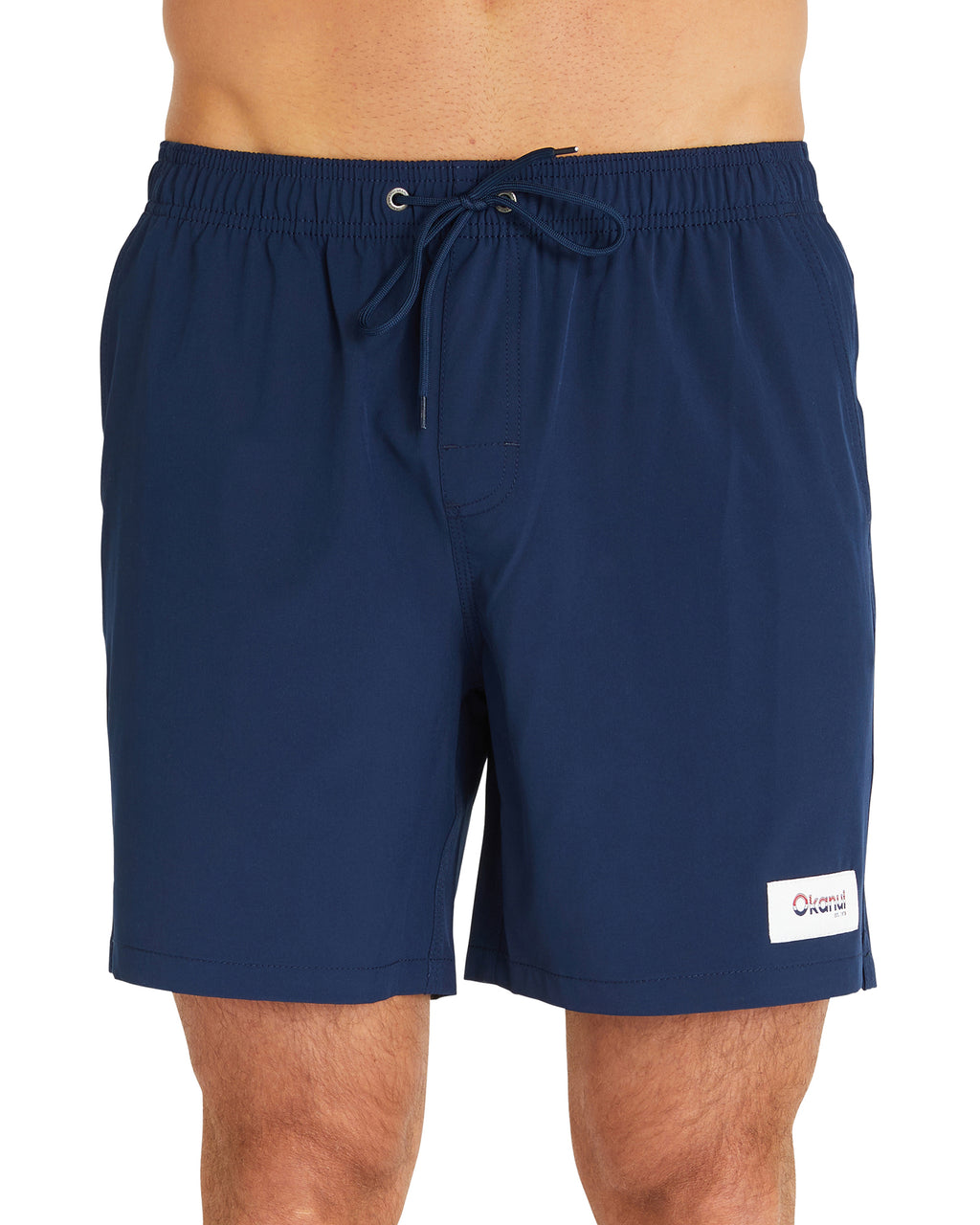 Swim Short - Classic Plain - Navy