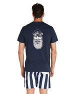 T's - Sailor - Navy
