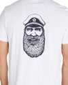 T's - Sailor - White