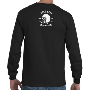 GHOST ROCKER Long Sleeve T