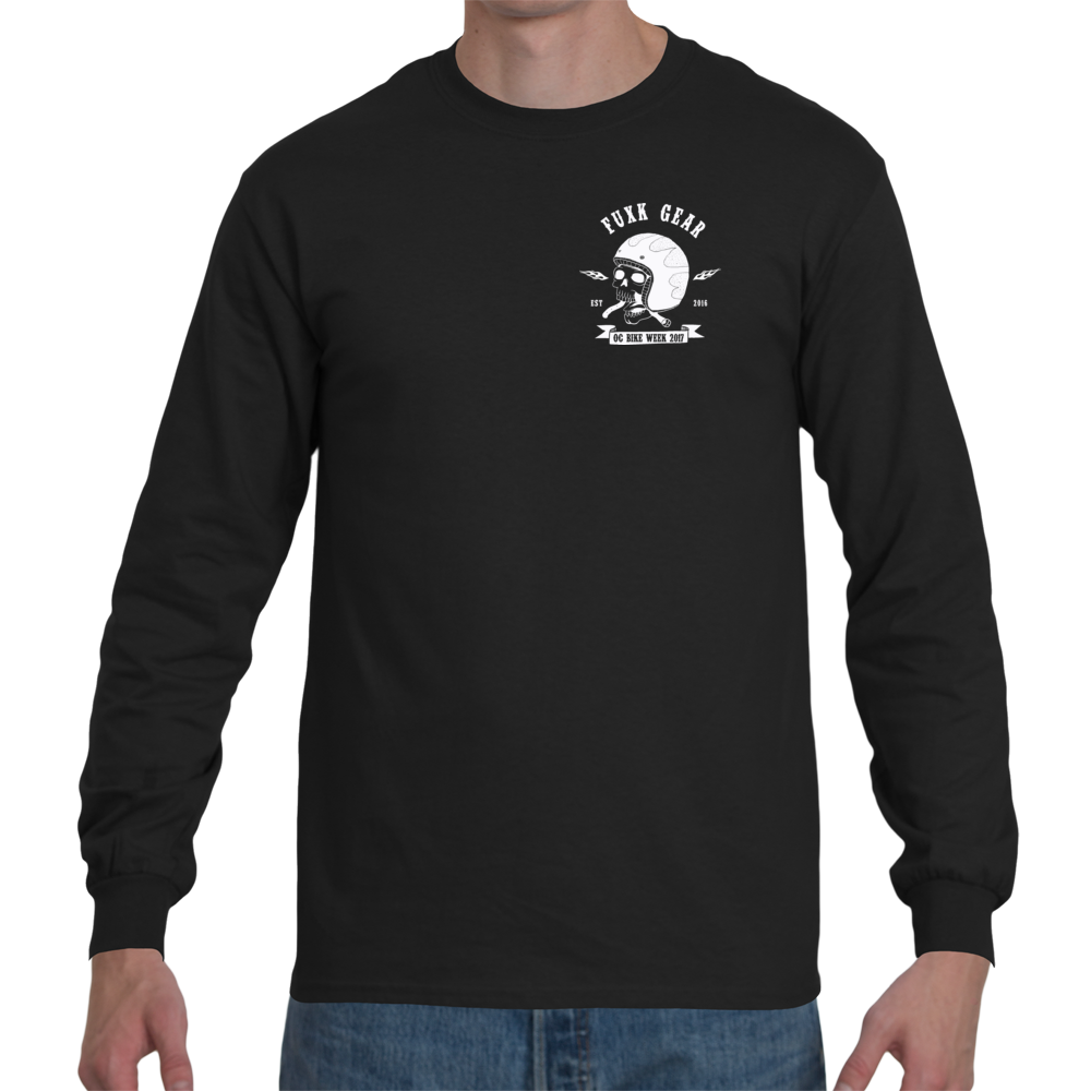 GHOST RIDER Long Sleeve T