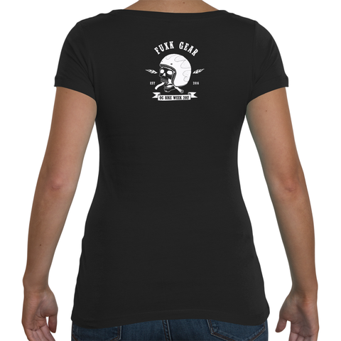 GHOST ROCKER Ladies T