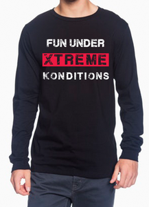 FUN Unisex Long Sleeve T