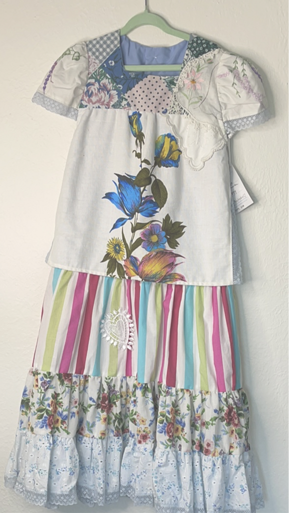 Vintage Dress - Size 8 to 10