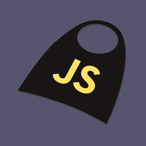 devDucks JS (JavaScript) Cape (for Rubber Duck)