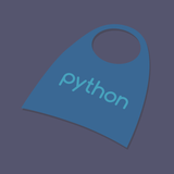 devDucks Python Cape (for Rubber Duck)