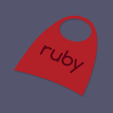 devDucks Ruby Cape (for Rubber Duck)