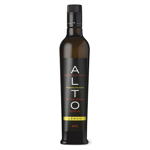 ALTO Lemon Infused Extra Virgin Olive Oil