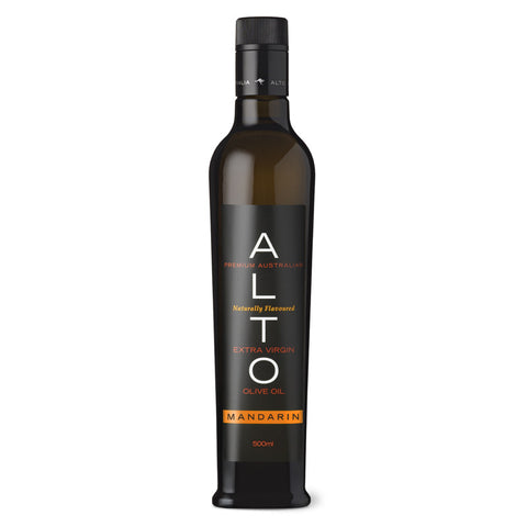 ALTO Mandarin Infused Extra Virgin Olive Oil