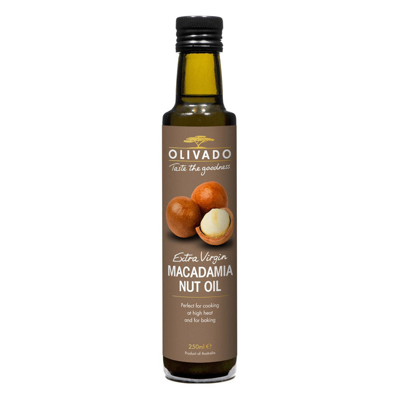 Olivado Extra Virgin Macadamia Nut Oil