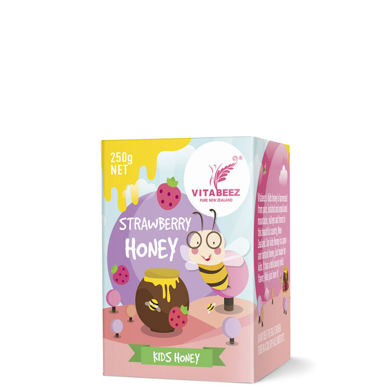Vitabeez Kids Strawberry Honey
