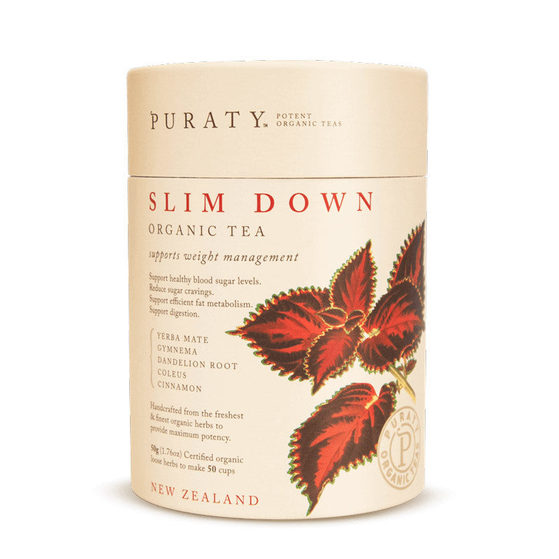 Puraty Slim Down Organic Tea