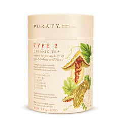 Puraty Type 2 Organic Tea for Diabetes