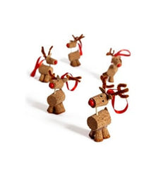 Kids craft holiday reindeer gift  idea decoration