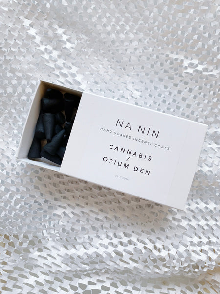 young blood boutique na nin incense fragrance cannabis opium den