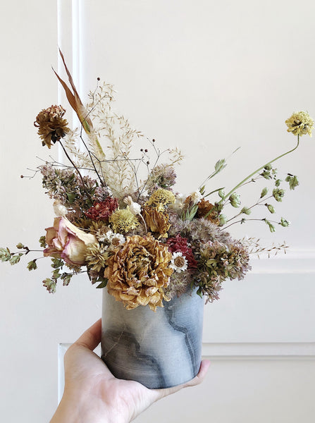 Small - Dried Vase Arrangement