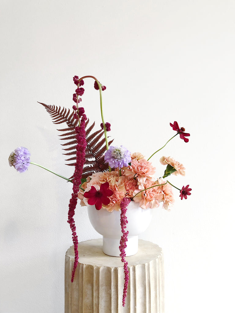 young blood boutique flowers atlanta florist delivery local seasonal