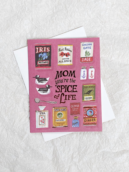 Spicy Mom - Mother's Day