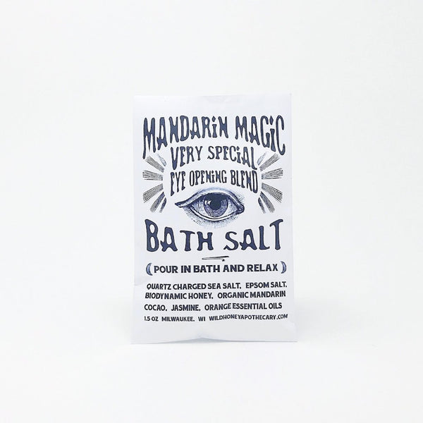Mandarin Magic Salt Packet