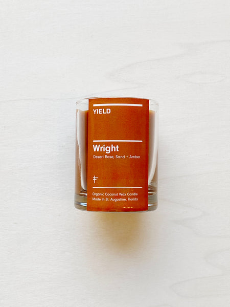Wright Votive Candle