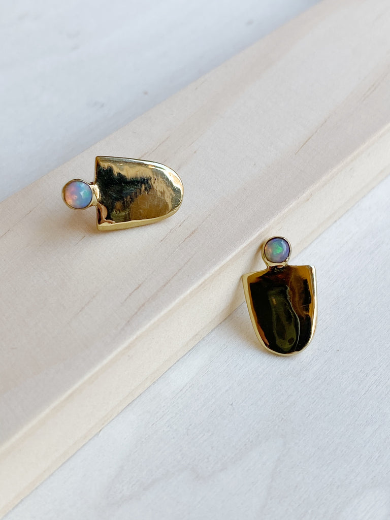 Opal Mujer Earrings