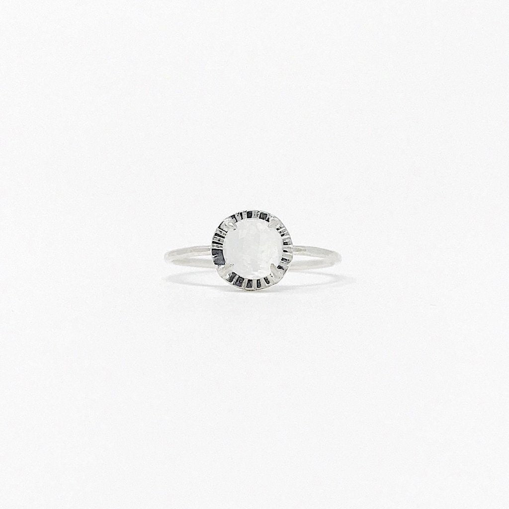 Moonstone Alba Ring