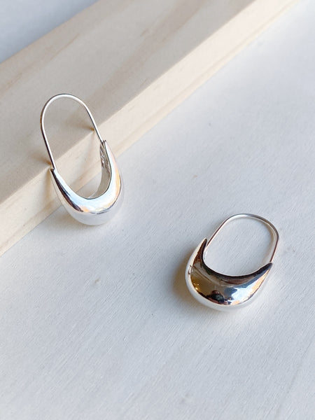 Marta Sterling Silver Earrings
