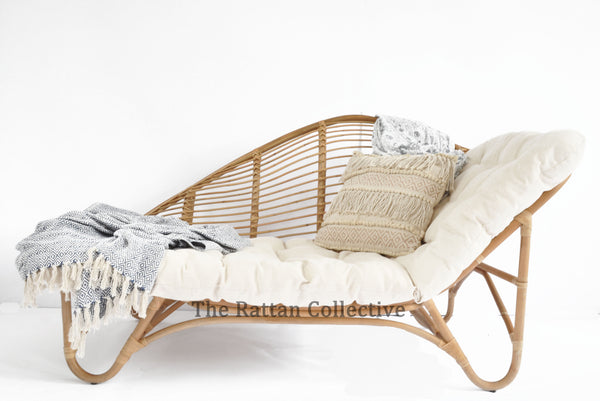 Rattan Lounger Chaise Daybed Byronbay The Rattan Collective Byron Bay Hanging  Chair The Family Love Tree