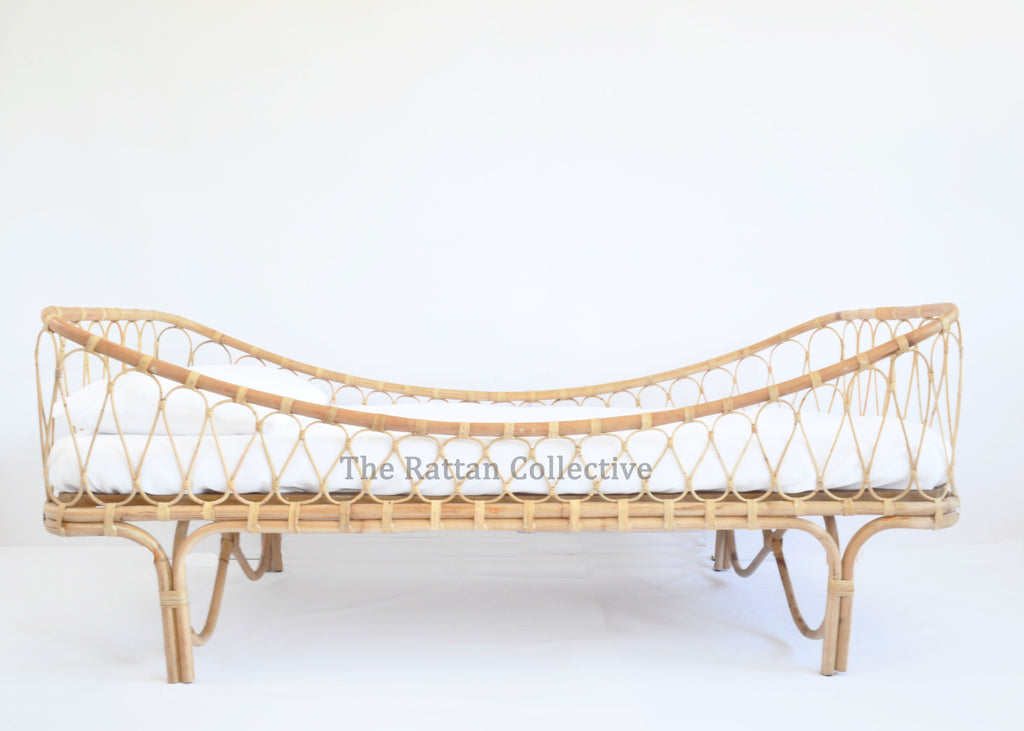 Belongil Daybed Or Toddler Child Bed Rattan Beds Kids Bedroom The Rattan Collective