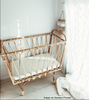 the rattan collective haven cane wicker rattan baby bassinet hanging chair byron bay folk the family love tree down to the woods vanessa prosser