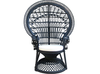 Peacock chair rattan Family Love tree Rattan Collective