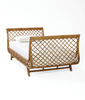 The Grove byron bay  the rattan collective daybed bed rattan bed rattan furniture hanging chairs