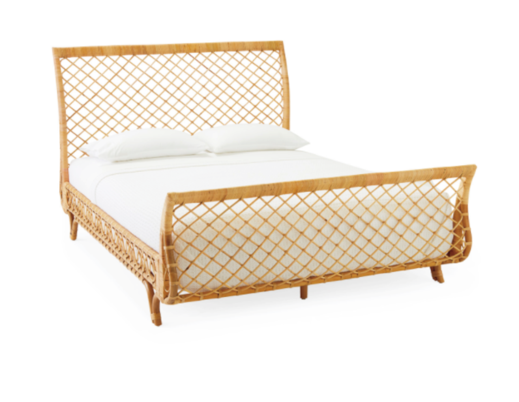 rattan bed The Grove byron bay  the rattan collective daybed bed rattan bed rattan furniture hanging chairs