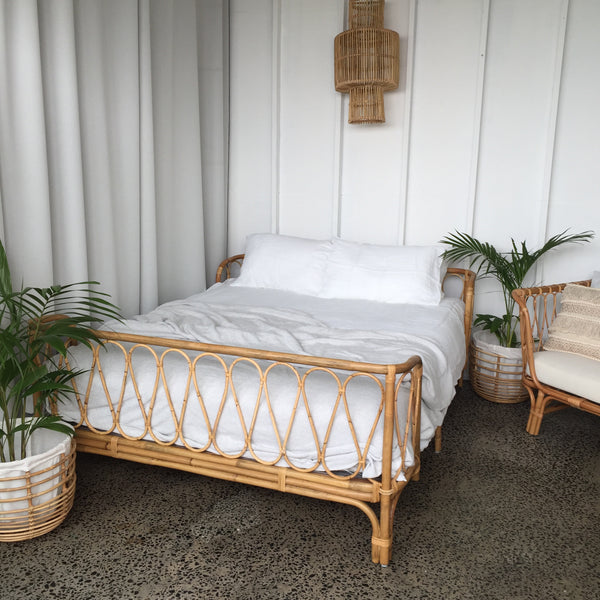 Rattan Bed Barefoot Stunning Kids Single Bed Daybeds