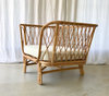 rattan arm chairs occasional chair cane the rattan collective byron bay
