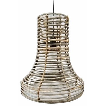 rattan pendant light handmade furniture