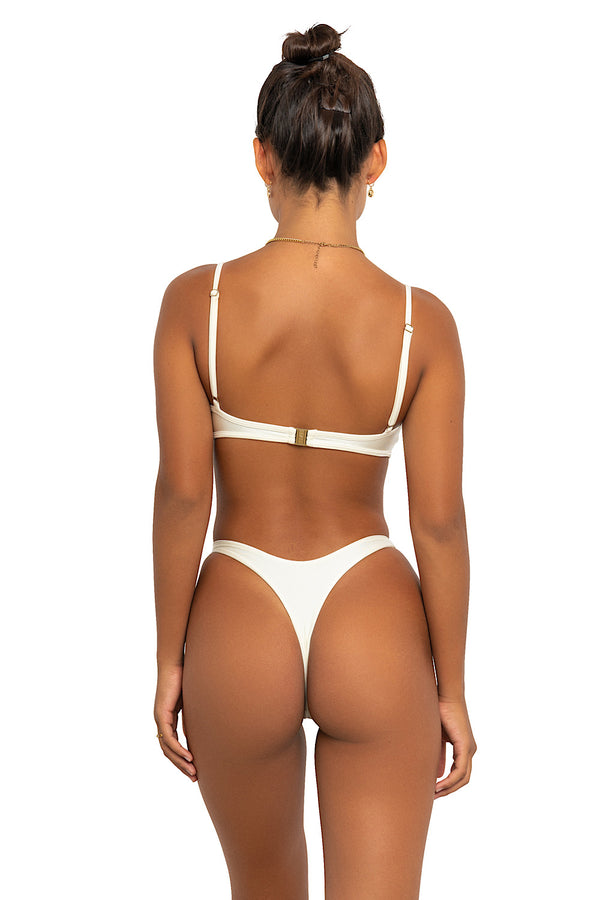 Zenith Bottoms Ivory