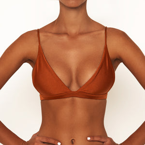Lacuna Top Rust