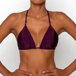 Larsen Top Plum