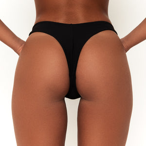 Vada Rib Bottoms Onyx