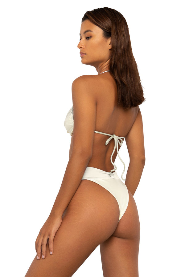 Gizele Bottoms Ivory