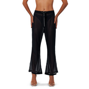 Togo Mesh Trousers Onyx
