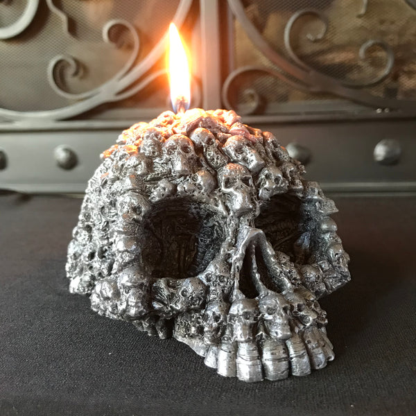 Spooky Halloween & Fall Candles