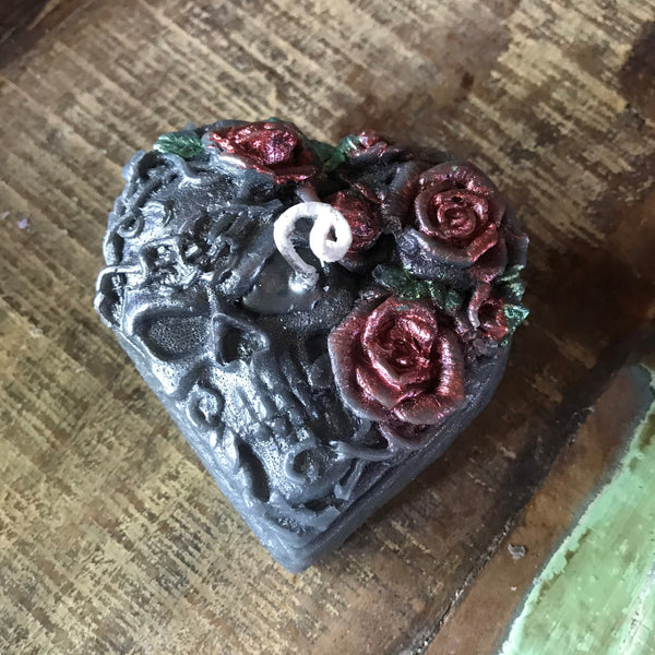 Wicked Heart Candle